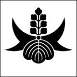桐紋の一種。村野桐。