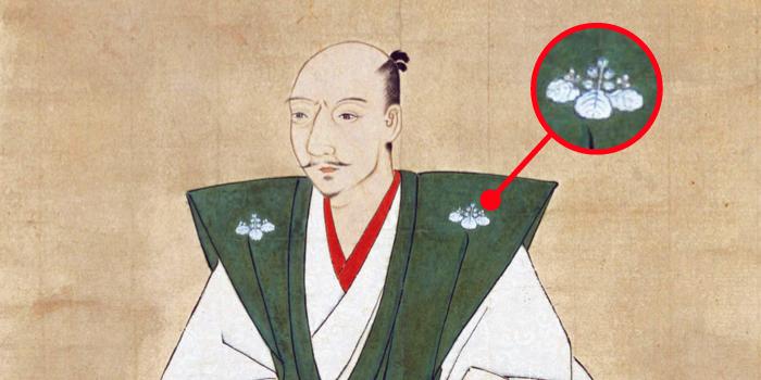 織田信長も桐紋の使用者の一人。