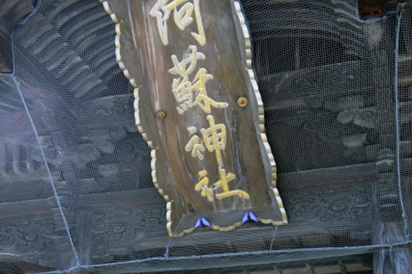 鷹の羽紋のルーツである阿蘇神社のイメージ画像