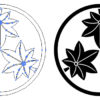【2020年6月3日】今週の家紋フリー素材の新規追加分をまとめてお知らせ。