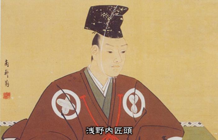 忠臣蔵でおなじみの浅野内匠頭も鷹の羽紋の使用で知られる