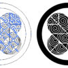 【2020年10月14日】今週の家紋フリー素材の新規追加分をまとめてお知らせ。