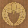 家紋フリー素材「下り藤」の再描画とSEO的考察