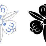 【2020年6月24日】今週の家紋フリー素材の新規追加分をまとめてお知らせ。
