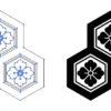 【2020年8月26日】今週の家紋フリー素材の新規追加分をまとめてお知らせ。